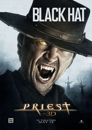 Priest: Black Hat