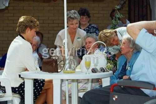 Princess Diana in Wales