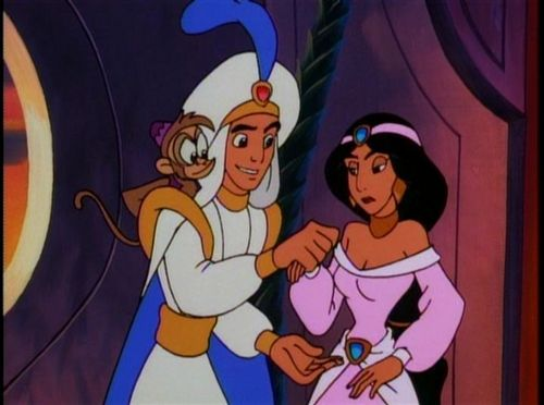Princess stories-Jasmine - princess-jasmine Screencap