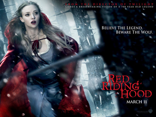 Red Riding Hood images Red Riding Hood  HD wallpaper and background photos