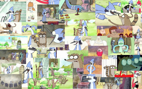 Regular Show wallpaper titled Regular Show Wallpaper