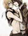 Reita and Aoi