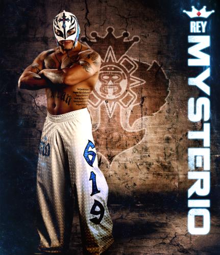 Rey Mysterio underground