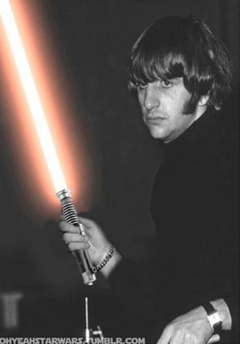 Ringo Starr the Sith