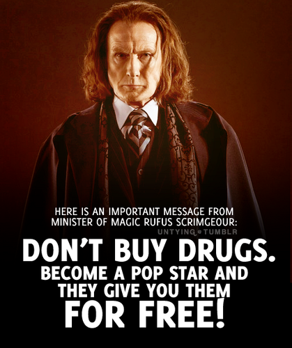 Harry Potter wallpaper called Rufus Scrimgeour - an order