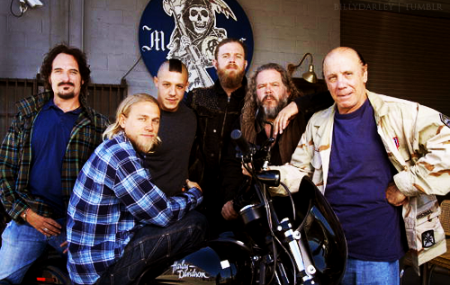 Sons Of Anarchy wallpaper entitled SOA Cast