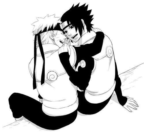 Sasuke and নারুত