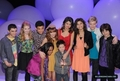 Selena Gomez & The Shake It Up Cast at Disney Kids & Family Upfront - selena-gomez photo