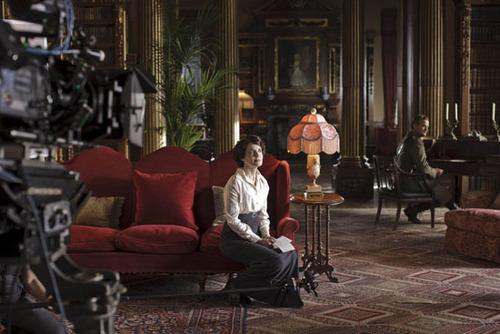 Series 2 Filming