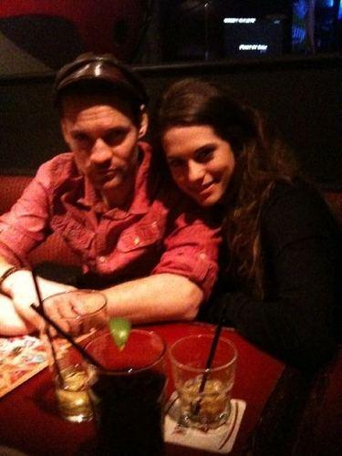 Michael & Alex Обои with a ужин called Shane/Lyndsy