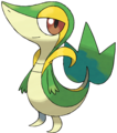Snivy - pokemon-black-and-white photo
