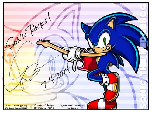 Sonic rocker