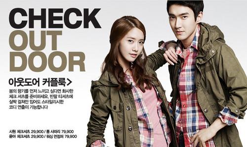 Spao - Yoona & Siwon