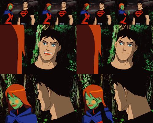 SuperboyxMegan Amore