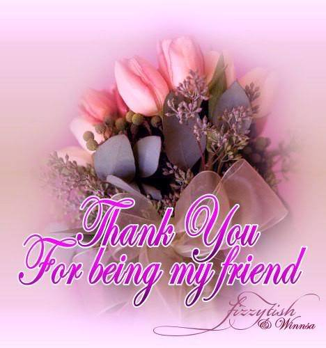 Thank you for being my friend Susie :)
