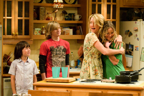 The Bill Engvall Show: 2x04 Pineblock Derby episode stills