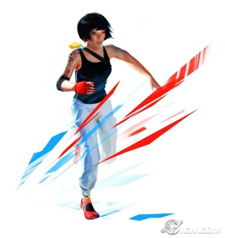 Mirror's Edge wallpaper called The Runner