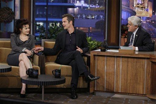 The Tonight دکھائیں with جے Leno - February 1st, 2011