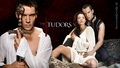 The Tudors - Henry & Anne - the-tudors wallpaper