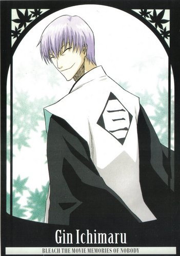 The wonders of gin Ichimaru!