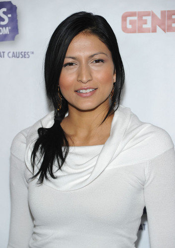 Tinsel Korey at Generosity Water's 3rd Annual 'Night of Generosity' on March 18th