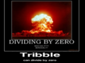 Tribble can divide by zero and not explode.BEAT THAT CHUCK NORRIS!! - tribble photo