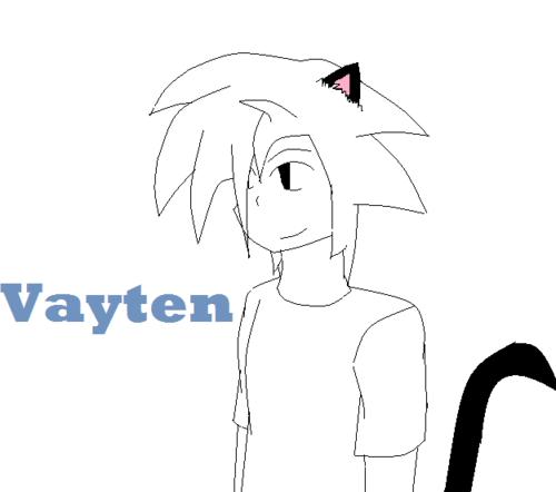 Vayten (uncolored)
