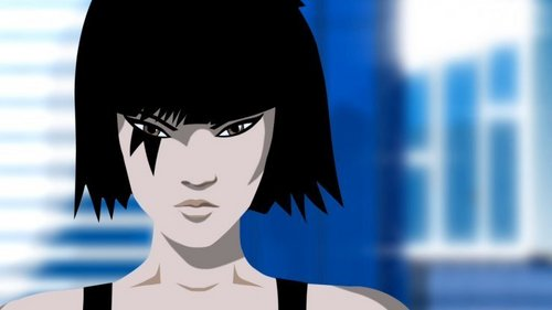 Mirror's Edge wallpaper possibly containing a portrait titled Watching The City
