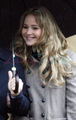 X-Men: First Class (2011): On the set - October 1, 2010 - jennifer-lawrence photo