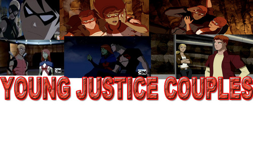 YOUNG JUSTICE तस्वीरें