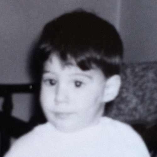 Young Thomas Gibson