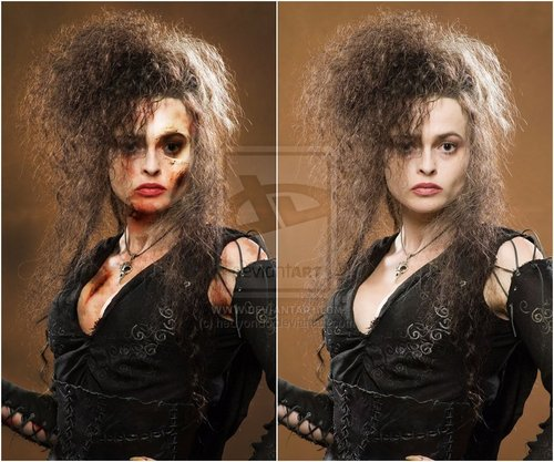 Zombie Bellatrix