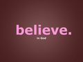 believe in God - god-the-creator photo