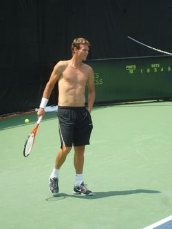 berdych body