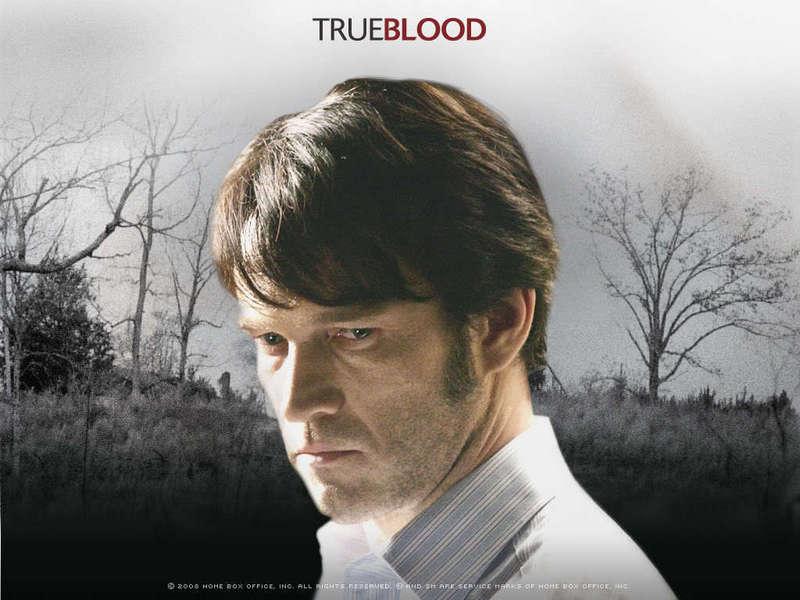 true blood bill wallpaper. ill compton - True Blood