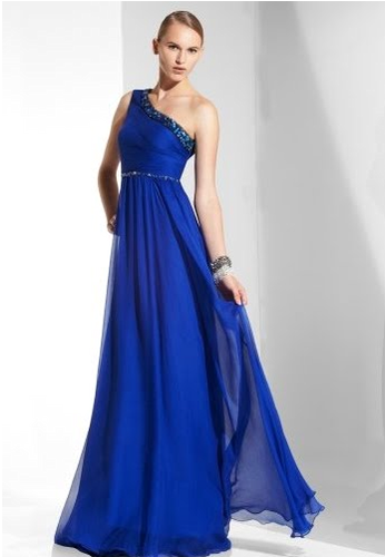polyvore clippingg♥ wallpaper with a gown, a dinner dress, and a tea gown entitled blue dress