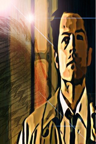 Castiel wallpaper entitled castiel_ipod・iPhone_wallpaper