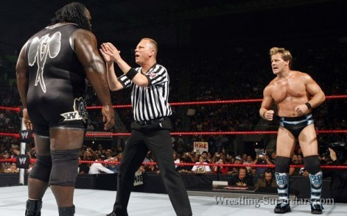 chris jericho vs mark henry
