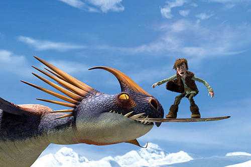 hiccup and nadder
