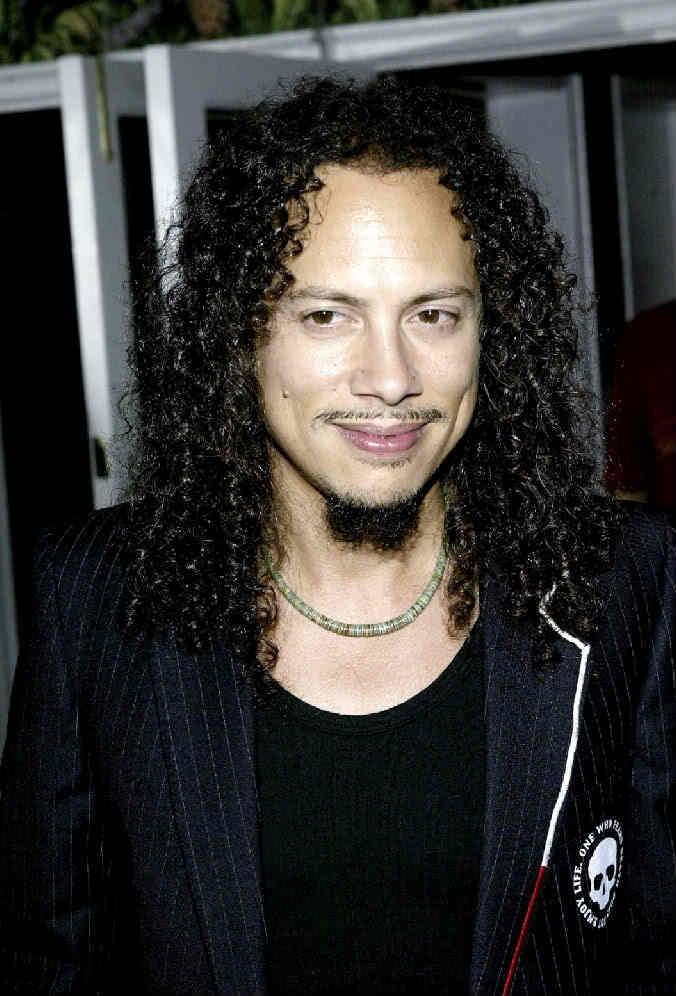 Kirk Hammett Kirk Hammett Photo 20342013 Fanpop