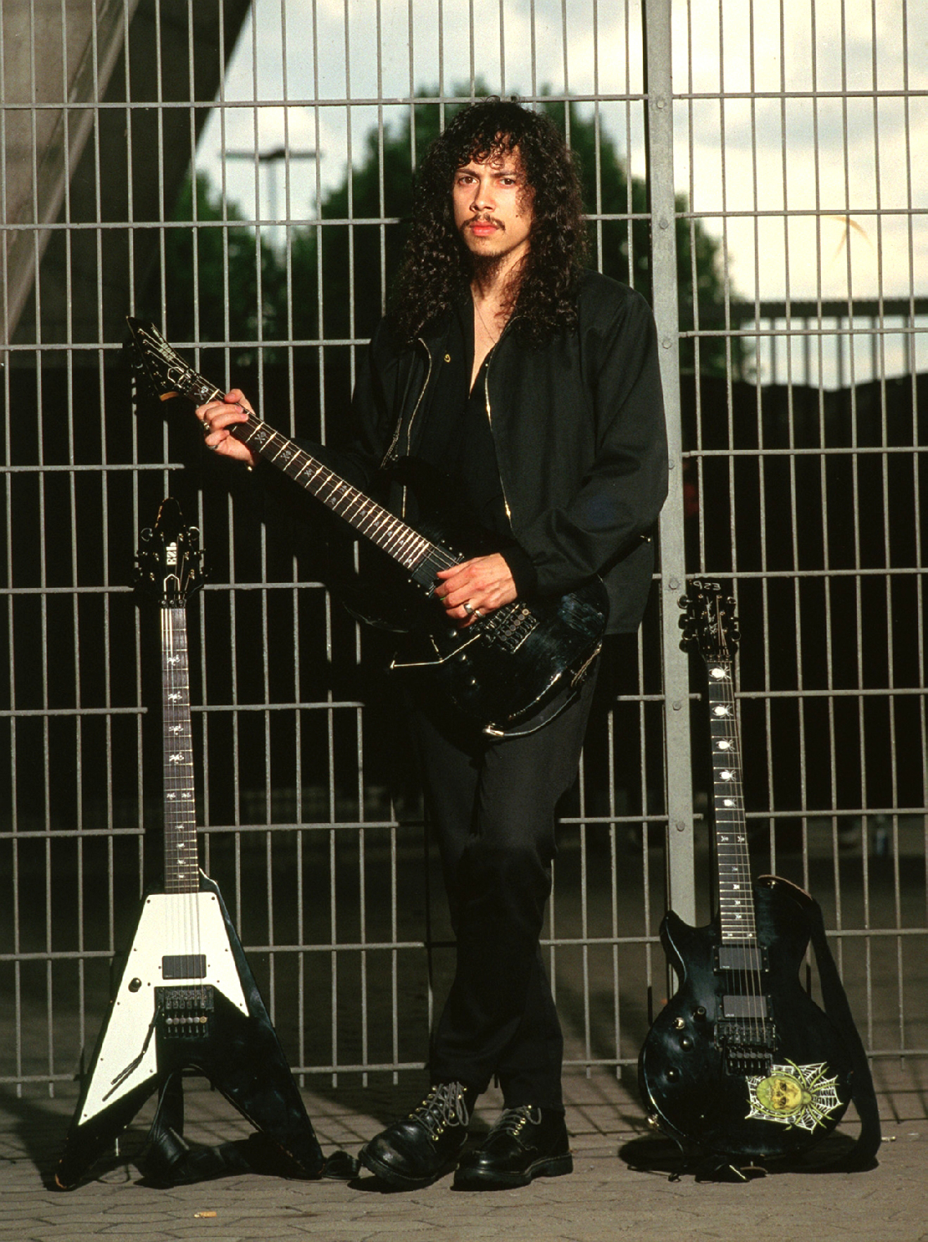 Kirk Kirk Hammett Photo 20396716 Fanpop
