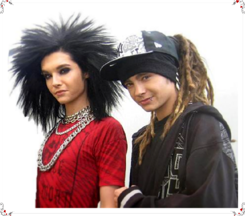 Tom & Bill Kaulitz fond d'écran entitled lovable♥((-: