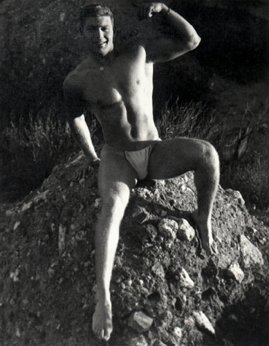AMG STUD - vintage-beefcake Photo