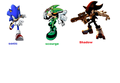 sonic shadow scourge