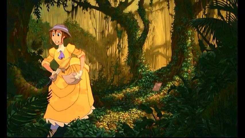 Walt Disney Tarzan