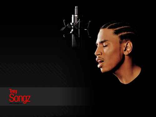 Trey Songz wallpaper with a portrait titled trey