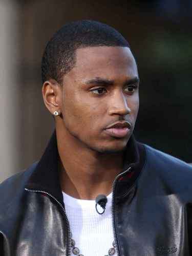 Trey Songz wallpaper probably with a portrait entitled trey
