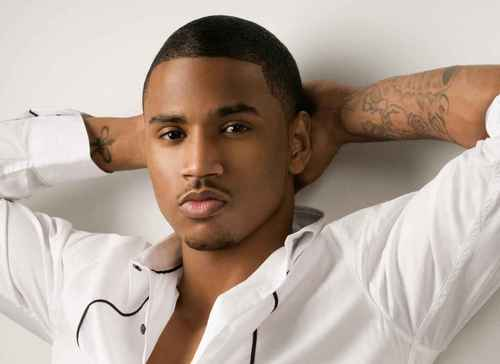 Trey Songz wallpaper possibly containing a portrait called trey
