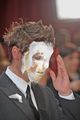 zac efron with cream pie in the face
