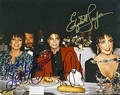 <3Elizabeth and Michael<3 - michael-jackson photo